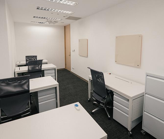 實體辦公室
